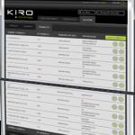 kiro webmanager